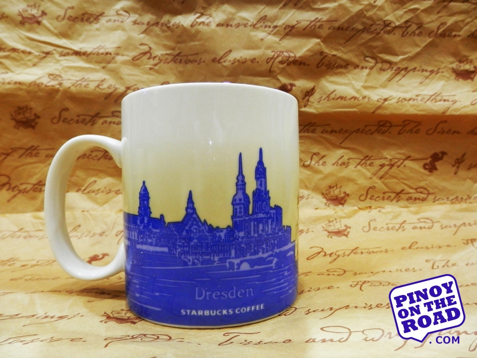 Mug # 66 | Dresden Starbucks Icon Mug