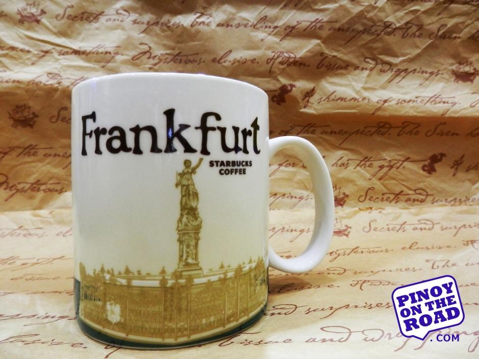 Mug # 67 | Frankfurt Starbucks Icon Mug