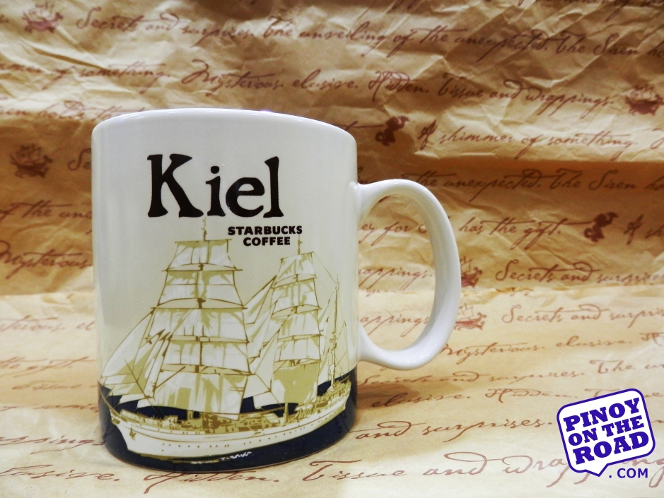 Mug # 68 | Kiel Starbucks Icon Mug
