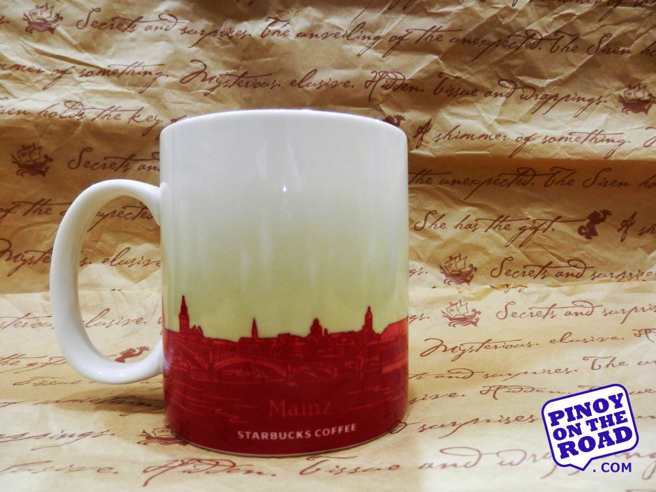 Mug # 69 | Mainz Starbucks Icon Mug