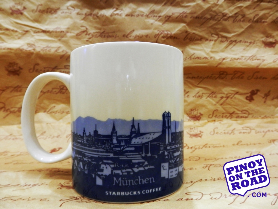 Mug # 70 | Munchen Starbucks Icon Mug