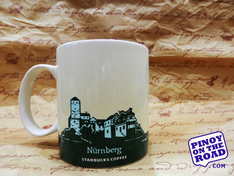 Mug # 71 | Nürnberg Starbucks Icon Mug