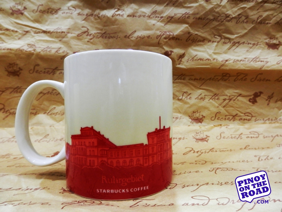 Mug # 73 | Ruhrgebiet Starbucks Icon Mug