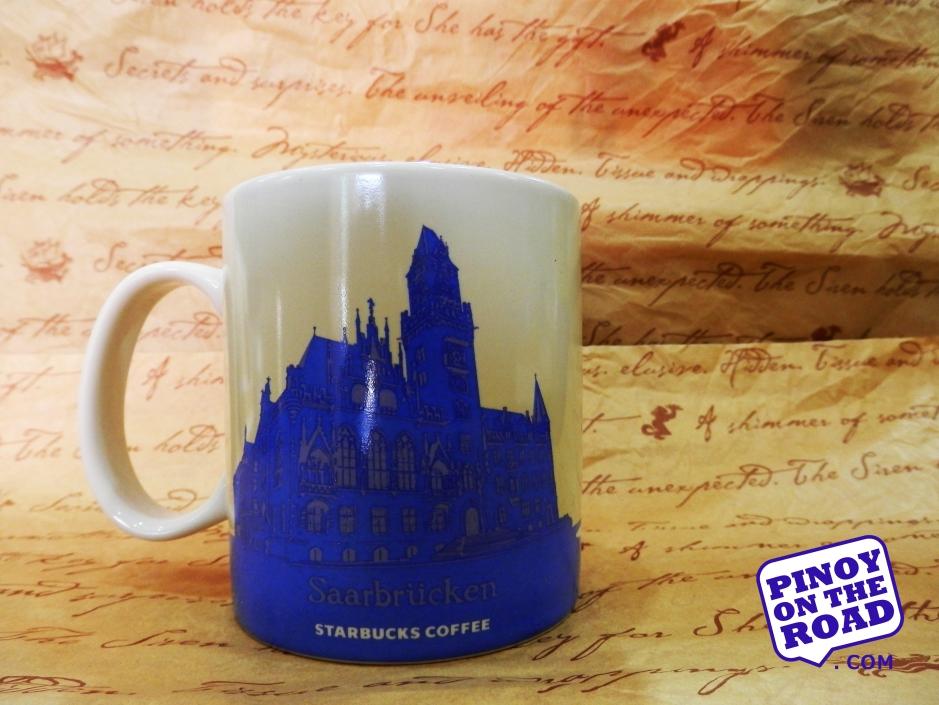 Mug # 74 | Saarbrücken Starbucks Icon Mug