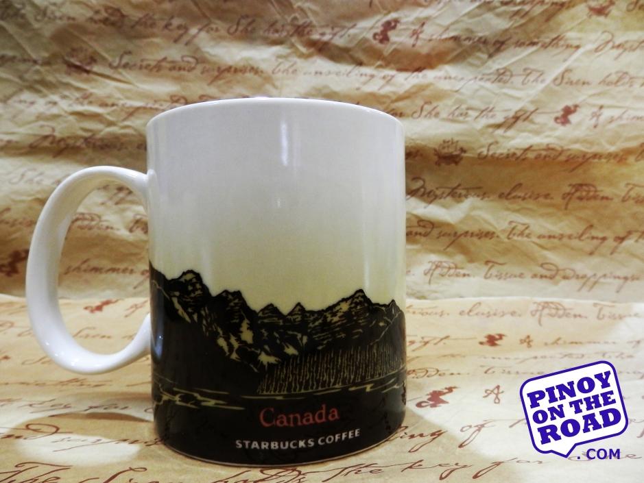 Mug # 76 | Canada Starbucks Icon Mug