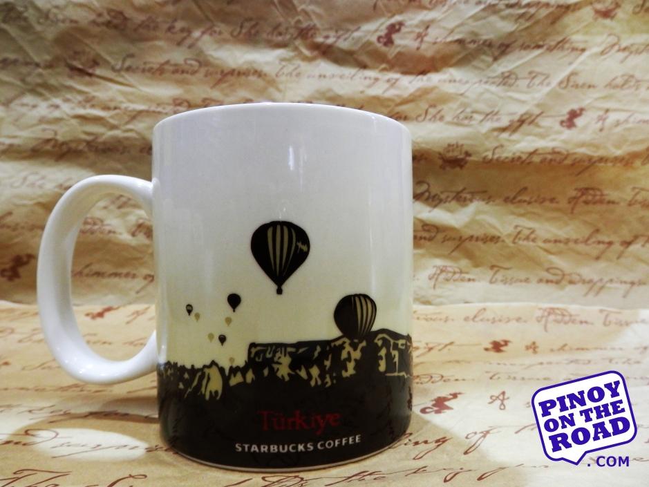Mug # 77 | Turkey Starbucks Icon Mug