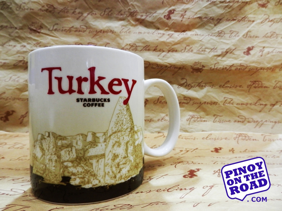 Mug # 77 | Turkey Starbucks Icon Mug