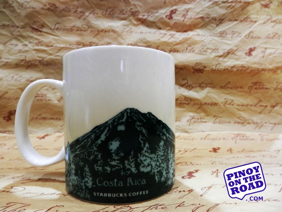 Mug # 79 | Costa Rica Starbucks Icon Mug