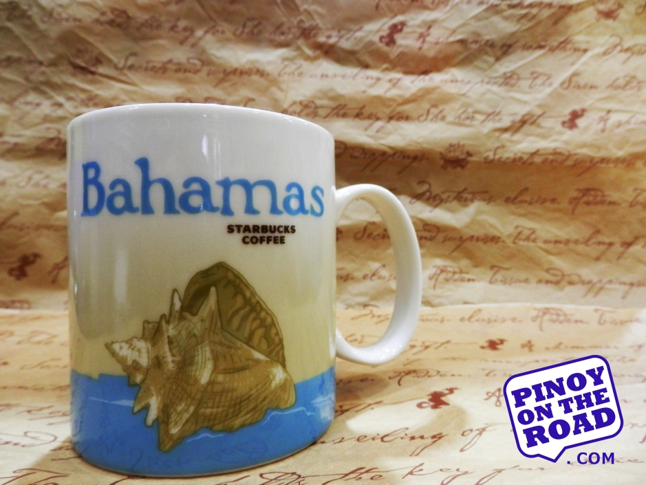 Mug # 82| Bahamas Starbucks Icon Mug