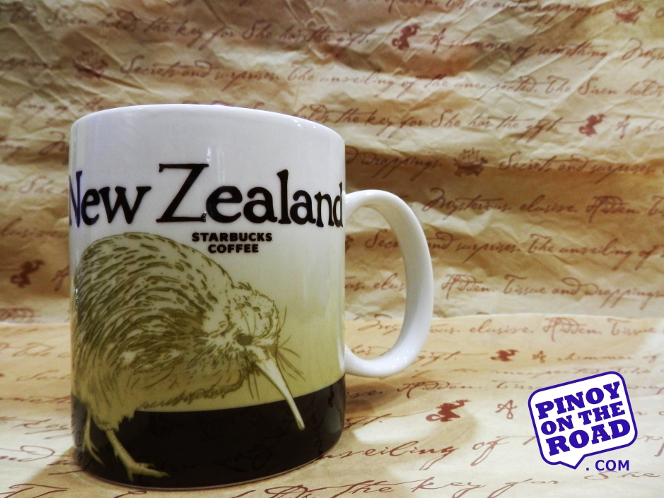 Mug # 83| New Zealand Starbucks Icon Mug