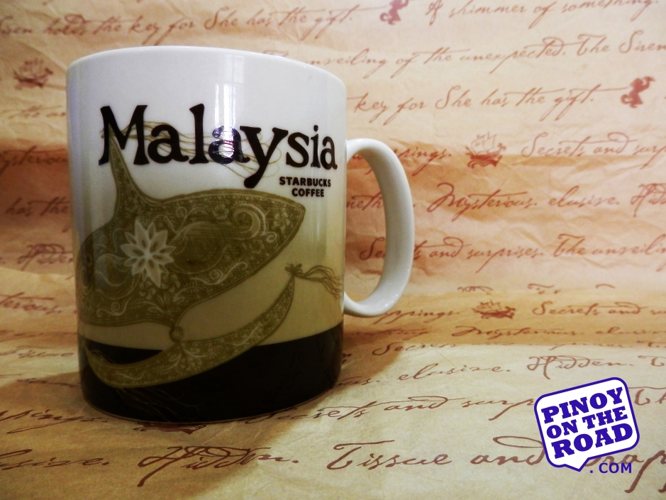 Mug # 84| Malaysia Starbucks Icon Mug