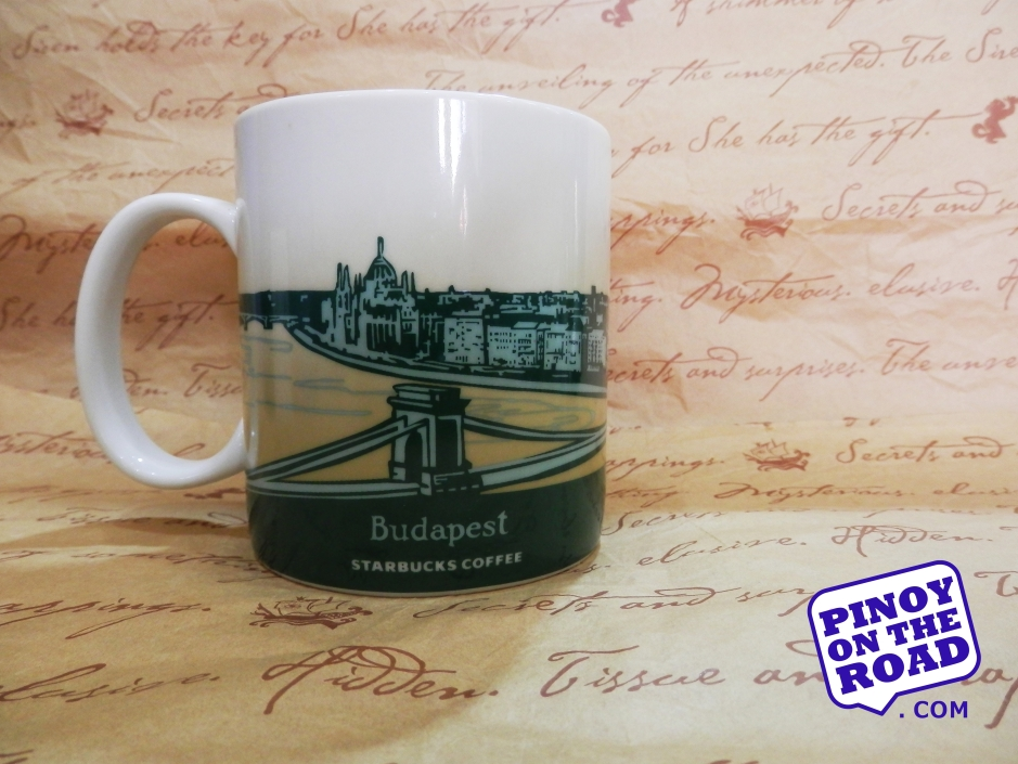 Mug # 87| Budapest Starbucks Icon Mug