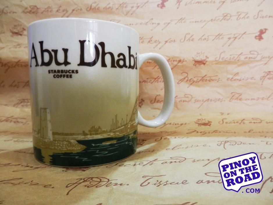 Mug # 88| Abu Dahbi Starbucks Icon Mug