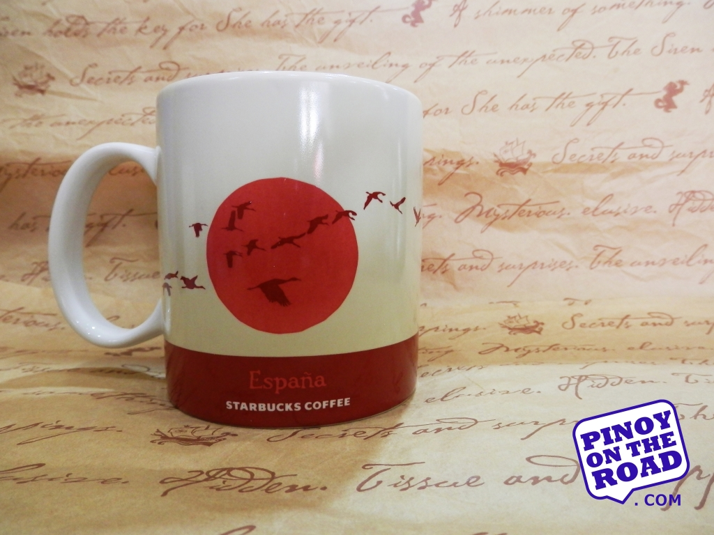 Mug # 89| Spain Starbucks Icon Mug