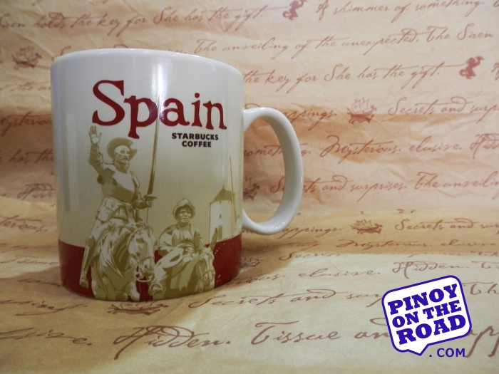 Mug # 89| Spain Starbucks Icon Mug