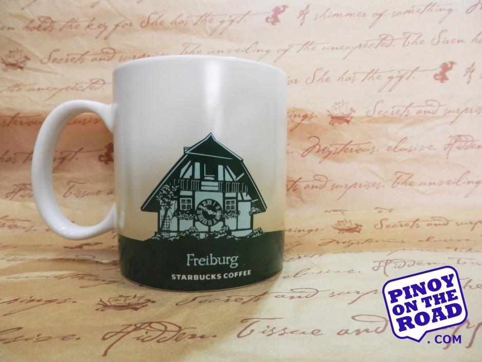 Mug # 90| Freiburg Starbucks Icon Mug