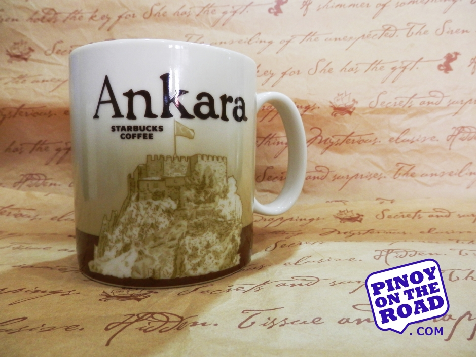 Mug # 91| Ankara Starbucks Icon Mug
