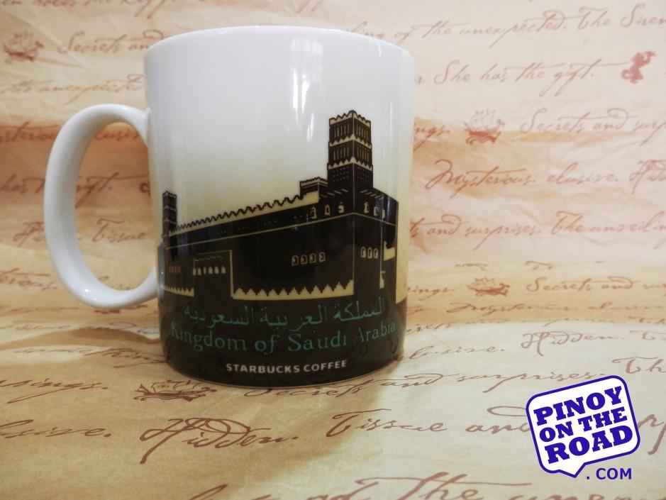 Mug # 92| Kingdom of Saudi Arabia Starbucks Icon Mug