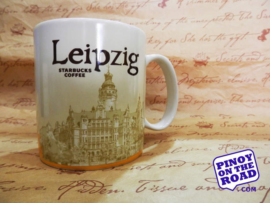 Mug # 94| Leipzig Starbucks Icon Mug