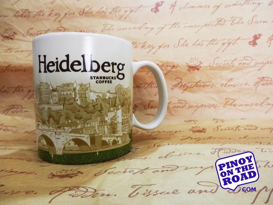 Mug # 94| Heidelberg Starbucks Icon Mug