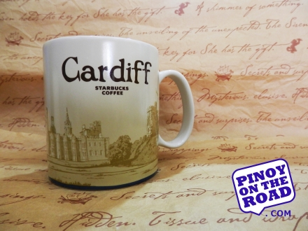 Mug # 96| Cardiff Starbucks Icon Mug
