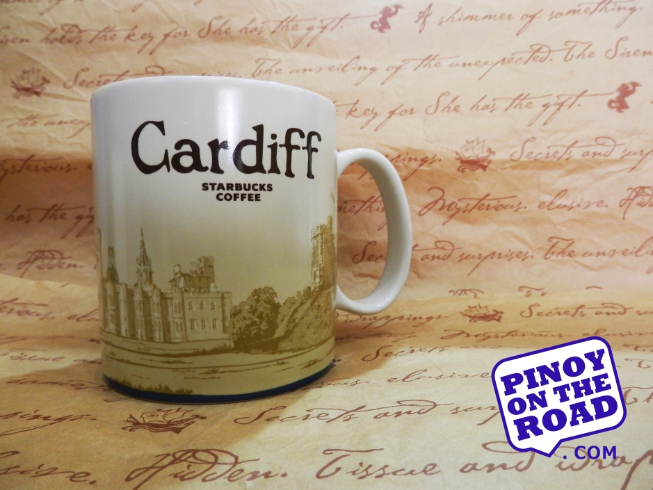 Mug # 96| Cardiff Starbucks Icon Mug