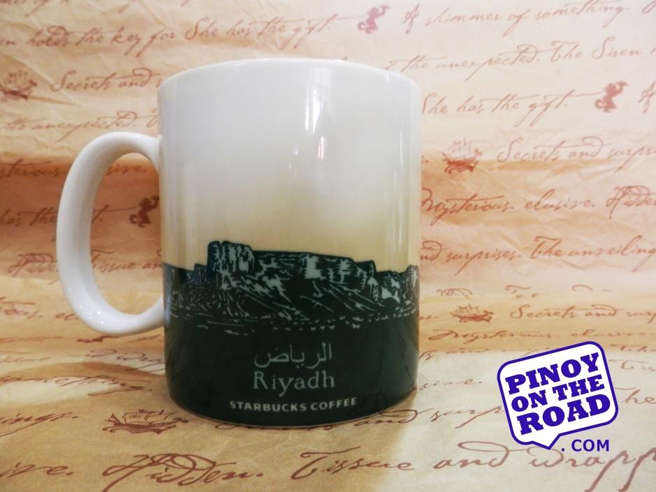 Mug # 97| Riyadh Starbucks Icon Mug