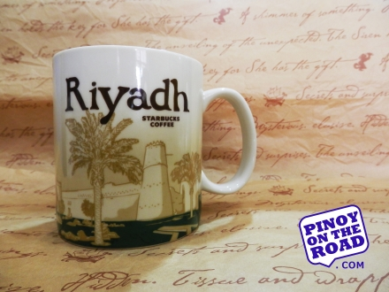 Mug # 97| Riyadh Starbucks Icon Mug