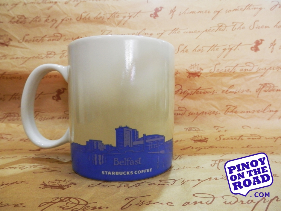 Mug # 98 Belfast Starbucks Icon Mug