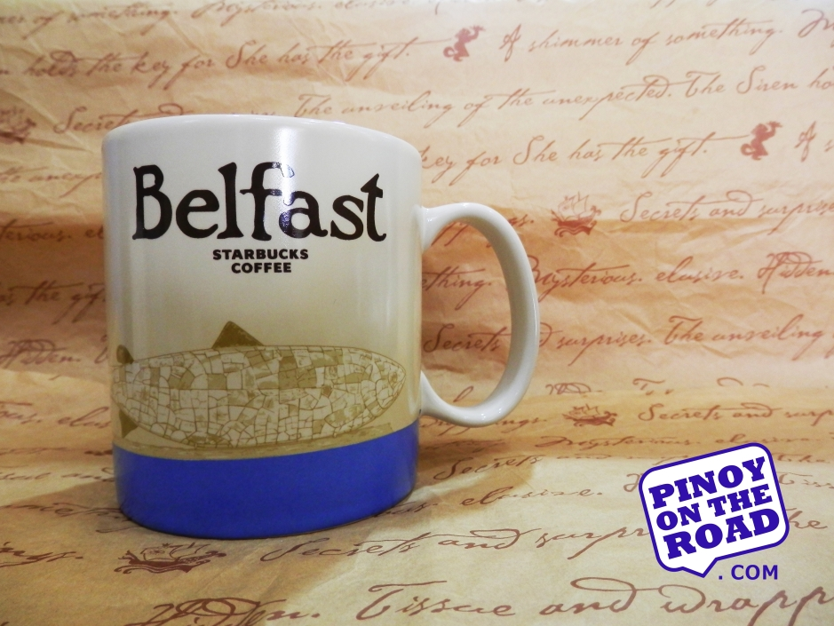 Mug # 98|Belfast Starbucks Icon Mug