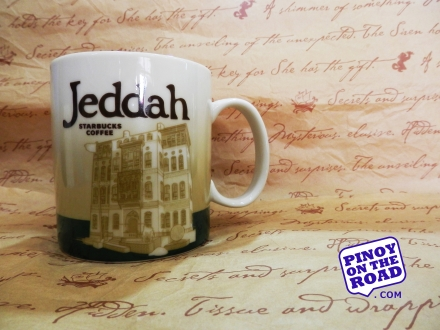 Mug # 99| Jeddah Starbucks Icon Mug