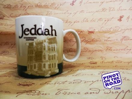 Mug # 99| Jeddah Starbucks Icon Mug