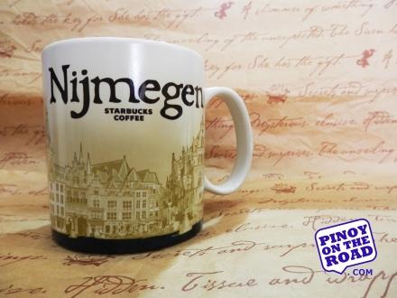 Mug # 100| Nijmegen Starbucks Icon Mug