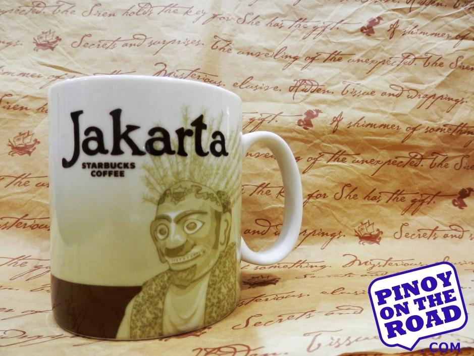 Mug # 101| Jakarta Starbucks Icon Mug