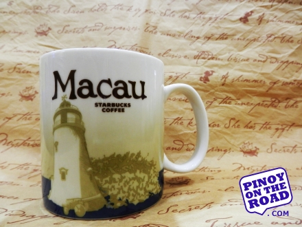Mug # 102| Macau Starbucks Icon Mug