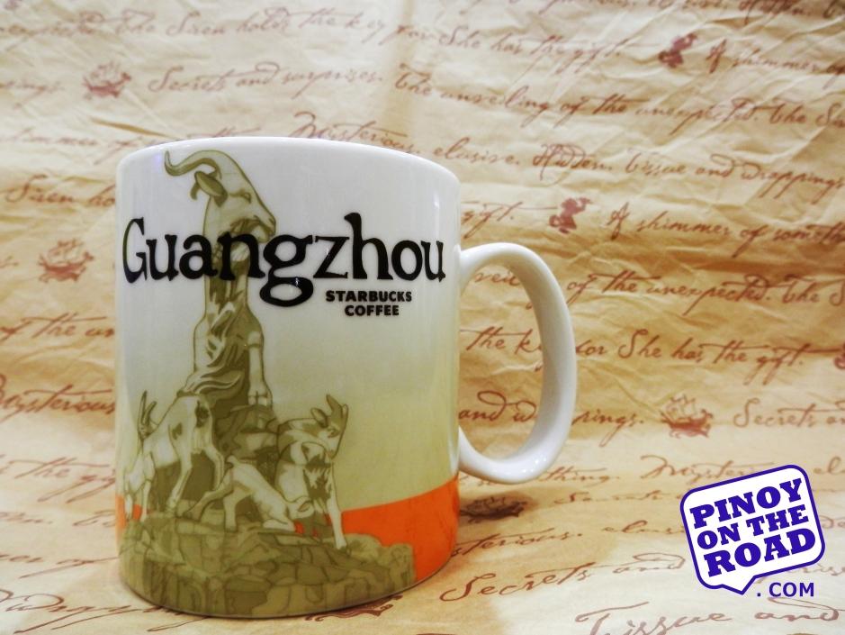 Mug # 103| Guangzhou Starbucks Icon Mug