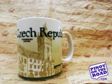 Mug # 104| Czech Republic Starbucks Icon Mug