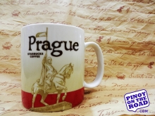 Mug # 105| Prague Starbucks Icon Mug