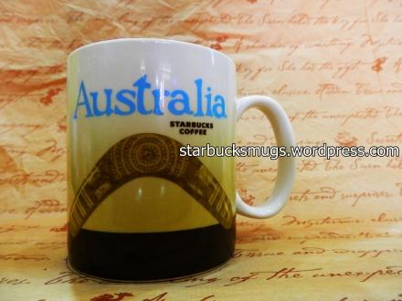 Starbucks Australia Icon Mug