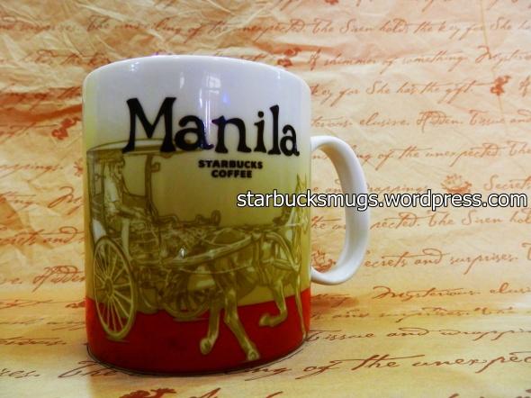Starbucks Manila (Kalesa) Icon Mug