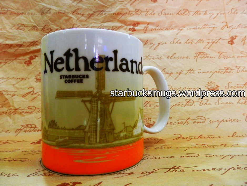 Starbucks Netherlands Icon Mug