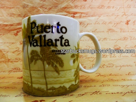 Starbucks Puerto Vallarta II Icon Mug
