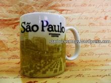 Starbucks Sao Paulo Icon Mug