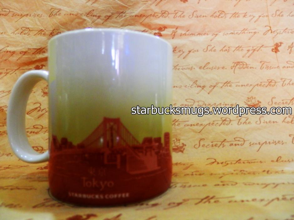 Starbucks Tokyo Icon Mug